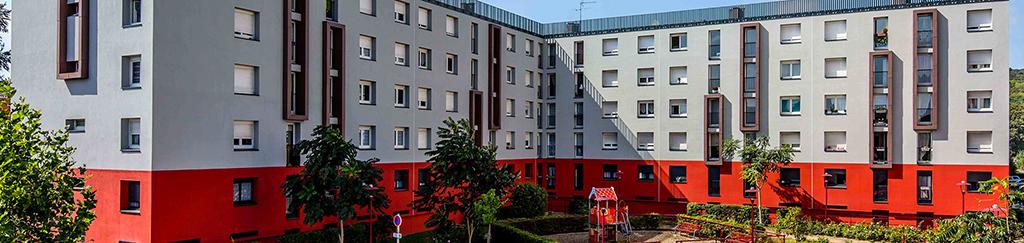 SAIEM logements à Elbeuf