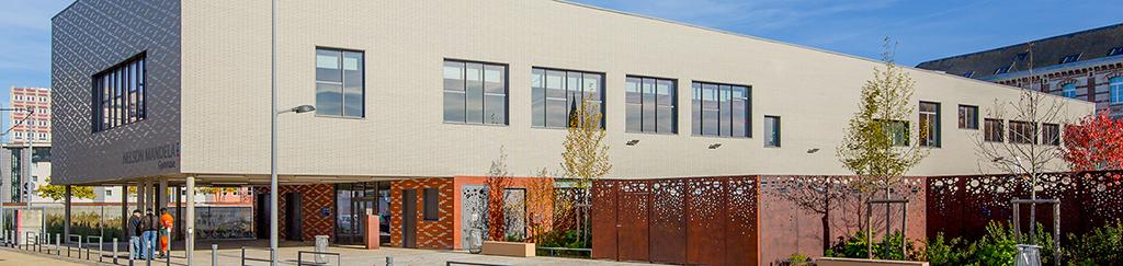Ecole ROSA PARK Rouen
