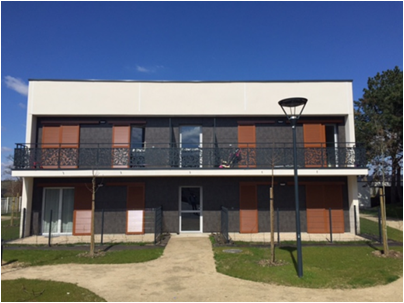 LOGEMENTS COLLECTIFS A PONT DE L'ARCHE